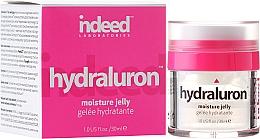 Perfumería y cosmética Gelatina facial con ácido hialurónico - Indeed Labs Hydraluron Moisture Jelly