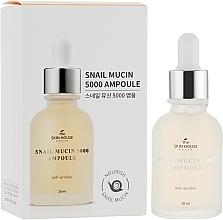 Perfumería y cosmética Sérum facial con filtrato de baba de caracol en ampolla - The Skin House Snail Mucin 5000 Ampoule