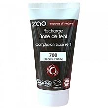 Perfumería y cosmética Prebase de maquillaje ligera - Zao Base Makeup (recarga)