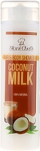 Perfumería y cosmética Gel de ducha para cuerpo y cabello 100% natural con manteca de coco - Stani Chef's Hair And Body Shower Gel Coconut Milk