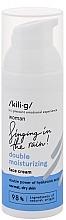 Perfumería y cosmética Crema facial de hidratación doble con ácido hialurónico - Kili·g Woman Double Moisturizing