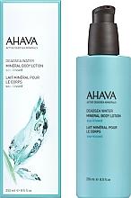 Perfumería y cosmética Loción corporal mineral con aroma marino - Ahava Deadsea Water Mineral Body Lotion Sea-Kissed
