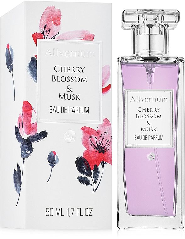 Allverne Cherry Blossom & Musk - Eau de Parfum — imagen N2