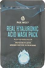 Perfumería y cosmética Mascarilla facial de tejido con ácido hialurónico - Pax Moly Real Hyaluronic Acid Mask Pack