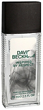 Perfumería y cosmética David Beckham Inspired by Respect - Desodorante perfumado