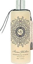 Perfumería y cosmética Gel de ducha con aroma a pomelo y vetiver - Vivian Gray Aroma Selection Shower Gel Grapefruit & Vetiver