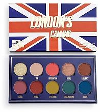 Perfumería y cosmética Paleta de sombras de ojos - Makeup Obsession London's Calling Eyeshadow Palette