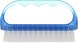 Perfumería y cosmética Cepillo para manicura, 74752, azul - Top Choice