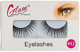 Perfumería y cosmética Pestañas postizas (sin pegamento) №012 - Glam Of Sweden Eyelashes