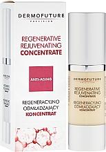 Perfumería y cosmética Concentrado facial con proteína de arroz - DermoFuture Regenerative Rejuvenating Concentrate