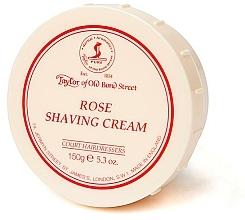 Perfumería y cosmética Crema de afeitar con aroma a rosa - Taylor of Old Bond Street Rose Shaving Cream Bowl