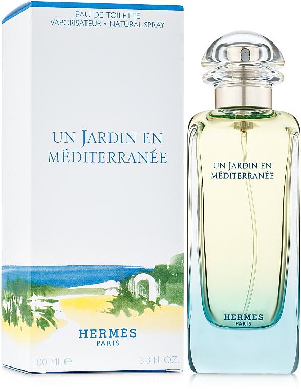 Hermes Un Jardin en Mediterranee - Eau de toilette — imagen N2