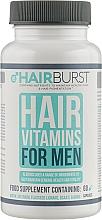 Perfumería y cosmética Complemento alimenticio de Vitaminas para cabello para hombres, en cápsulas - Hairburst For Men Hair Vitamins