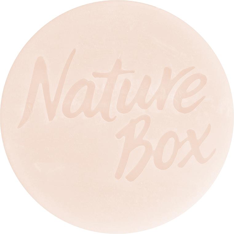 Champú sólido con aceite de almendras - Nature Box Shampoo Bar Almond Oil