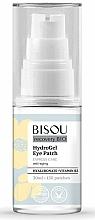 Perfumería y cosmética Hidrogel tonificante para contorno de ojos con complejo de péptidos - Bisou Recovery Bio HydroGel Eye Patch
