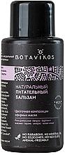 Perfumería y cosmética Bálsamo de cabello hidratante con aceite de rosa damascena y jazmín - Botavikos Nourishing Natural Hair Balm (mini)