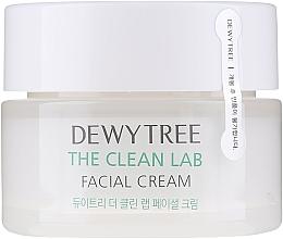 Perfumería y cosmética Crema facial con ceramidas, aceite de macadamia y manteca de karité - Dewytree The Clean Lab Facial Cream