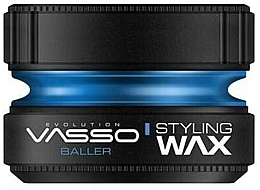 Perfumería y cosmética Cera para cabello de fijación muy fuerte - Vasso Professional Hair Styling Wax Baller