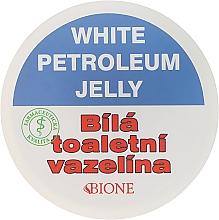 Perfumería y cosmética Vaselina blanca para cuerpo - Bione Cosmetics White Vaseline