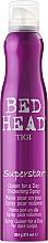 Spray voluminizador de cabello con linalol, fijación ligera y acabado natural - Tigi Superstar Queen For A Day Thickening Spray  — imagen N1
