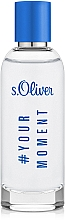 Perfumería y cosmética S.Oliver #Your Moment - Eau de toilette
