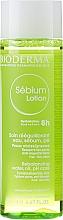 Loción reequilibrante con ácido agárico y ácido salicílico - Bioderma Sebium Lotion — imagen N3