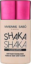 Perfumería y cosmética Base de maquillaje - Vivienne Sabo Natural Cover Shaka Shaka Foundation (01)
