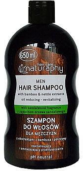 Champú con extracto de bambú y ortiga para hombres - Bluxcosmetics Naturaphy Bamboo & Nettle Extracts Man Shampoo