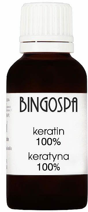 Queratina - BingoSpa Keratin 100%