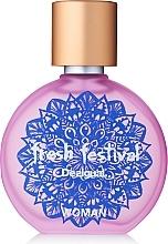 Perfumería y cosmética Desigual Fresh Festival - Eau de toilette