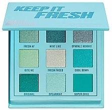 Perfumería y cosmética Paleta sombras de ojos - Makeup Obsession Keep It Fresh Shadow Palette