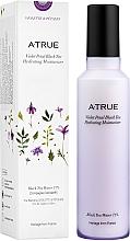 Perfumería y cosmética Humectante facial de té negro con pétalos de violeta - A-True Violet Petal Black Tea Hydrating Moisturizer