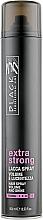 Perfumería y cosmética Laca voluminizadora de cabello, fijación extra fuerte - Black Professional Line Extra Strong