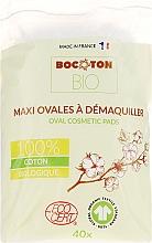 Perfumería y cosmética Discos de bio algodón para bebés - Bocoton Bio