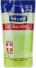 Perfumería y cosmética Jabón líquido para manos con ingrediente antibacteriano & extracto de lima - On Line Lime Liquid Soap (recambio)