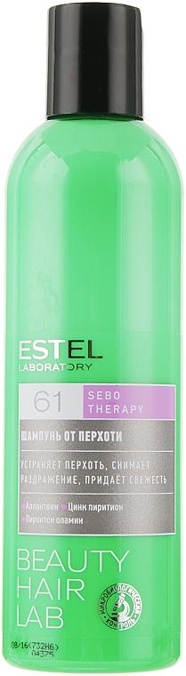 Champú anticaspa con alantoína y zinc - Estel Beauty Hair Lab 61 Active Therapy Shampoo