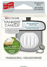 Perfumería y cosmética Ambientador de coche con aroma a algodón limpio (recarga) - Yankee Candle Charming Scents Refill Clean Cotton