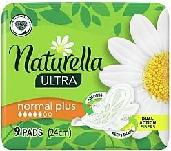 Perfumería y cosmética Compresas con alas, 9uds. - Naturella Ultra Normal Plus