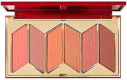 Perfumería y cosmética Paleta de coloretes - Pur X Barbie Malibu Blush Signature 6-Piece Blush Palette