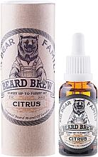 Perfumería y cosmética Aceite de barba - Mr. Bear Family Brew Oil Citrus