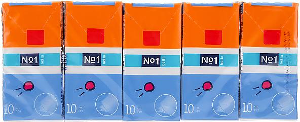 Set pañuelos desechables 10x10 uds. - Bella