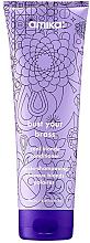 Perfumería y cosmética Acondicionador con pigmentos violeta para cabello rubio con queratina hidrolizada - Amika Bust Your Brass Cool Blonde Conditioner