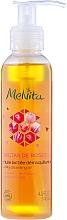 Perfumería y cosmética Aceite facial desmaquillante con extracto de rosa - Melvita Nectar De Rose Milky Cleansing Oil