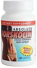 Perfumería y cosmética Complemento alimenticio en cápsulas forskolina - Absolute Nutrition Absolute Forskolin Capsules