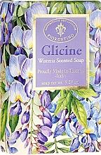 Perfumería y cosmética Jabón artesanal con aroma a glicinia - Saponificio Artigianale Fiorentino Masaccio Wisteria Soap