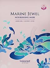 Perfumería y cosmética Mascarilla facial nutritiva con agua marina - Shangpree Marine Jewel Nourishing Mask