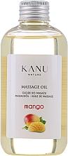 Perfumería y cosmética Aceite de masaje con aroma a mango - Kanu Nature Mango Massage Oil