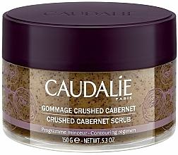 Perfumería y cosmética Exfoliante corporal con aceite de romero y semilla de uva - Caudalie Vinotherapie Crushed Cabernet Scrub