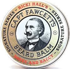 Perfumería y cosmética Bálsamo para barba - Captain Fawcett Ricki Hall Booze & Baccy Beard Balm