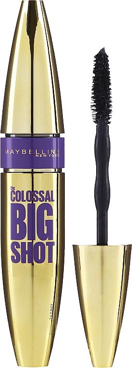 Máscara de pestañas efecto volumen - Maybelline The Colossal Big Shot Volum Express Mascara